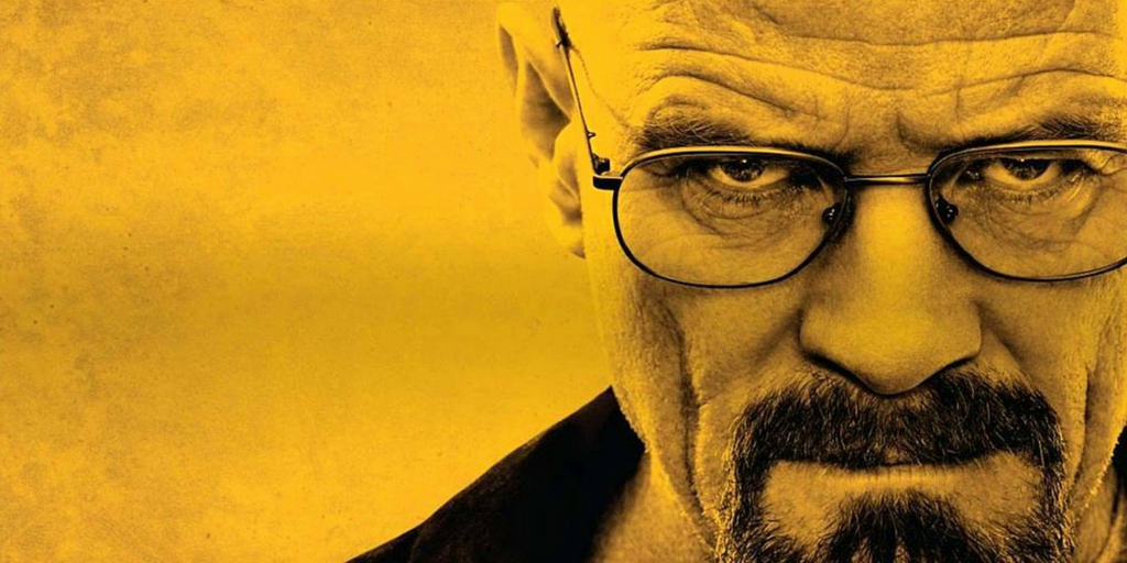 breaking bad walter white bald after hair thinning