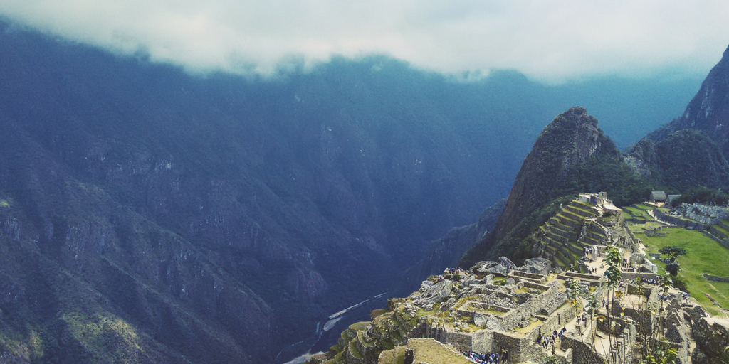 Machu Picchu was trading Incas Libido Secret