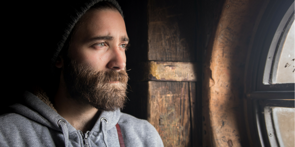 Man with beards looks exactly like Jake Gyllenhaal
